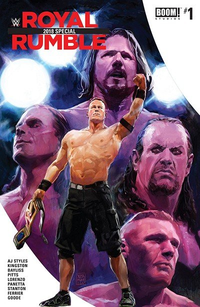 WWE Royal Rumble 2018 Special #1 (2018)