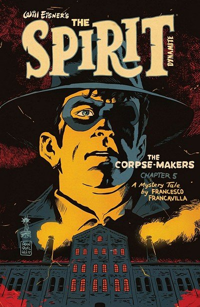 Will Eisner's The Spirit – The Corpse-Makers #5 (2018)