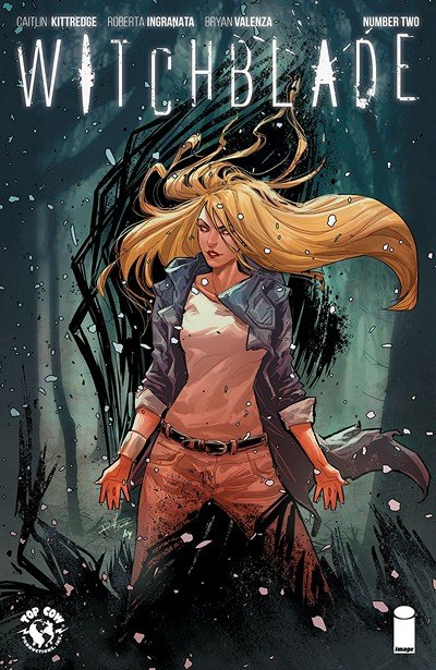 Witchblade #2 (2018)