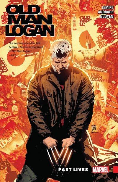 Wolverine – Old Man Logan Vol. 5 – Past Lives (TPB) (2017)