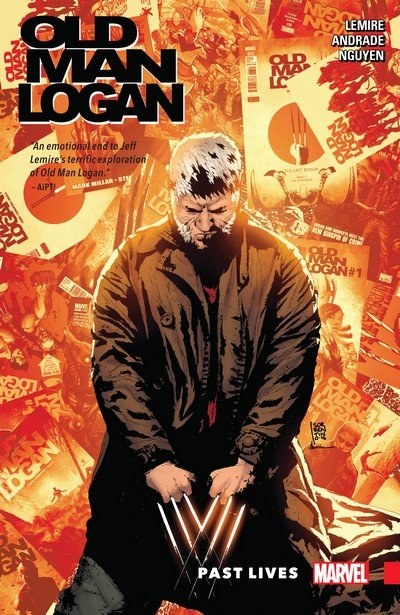 Wolverine – Old Man Logan Vol. 5 – Past Lives (TPB) (2017)