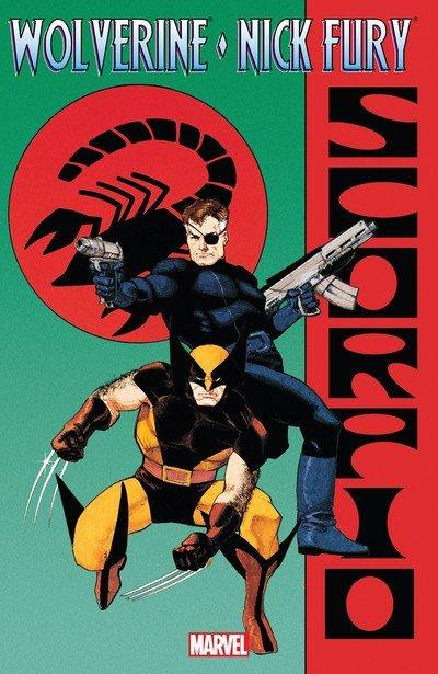 Wolverine and Nick Fury – Scorpio (TPB) (2012)