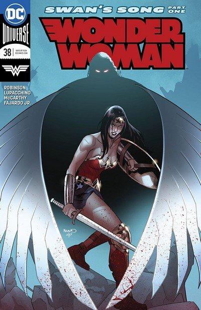 Wonder Woman #38 (2018)