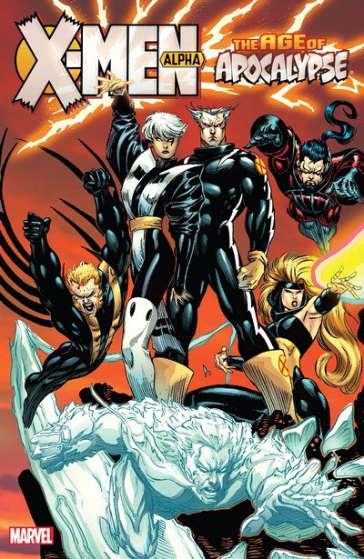 X-Men Age of Apocalypse Vol. 1 – Alpha (TPB) (2015)