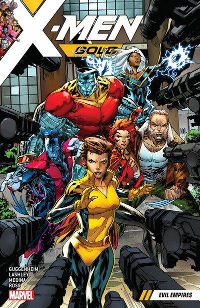 X-Men Gold Vol. 2 – Evil Empires (TPB) (2018)
