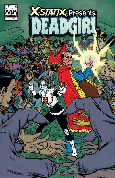 X-Statix Presents – Deadgirl #1 – 5 (2006)