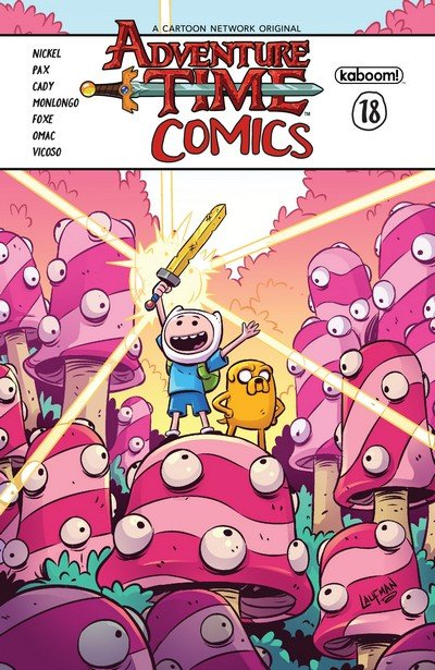 Adventure Time Comics #18 (2017)