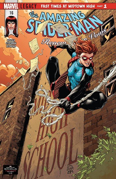 Amazing Spider-Man – Renew Your Vows #16 (2018)