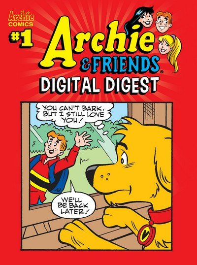 Archie & Friends Digital Digest #1 (2018)