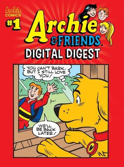 Archie & Friends Digital Digest #1 (2018)