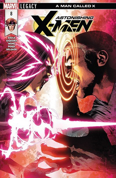 Astonishing X-Men #8 (2018)