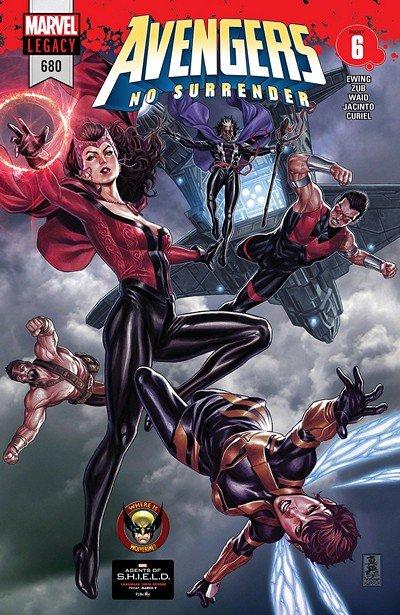 Avengers #680 (2018)