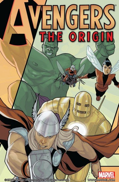 Avengers – The Origin (TPB) (2012)