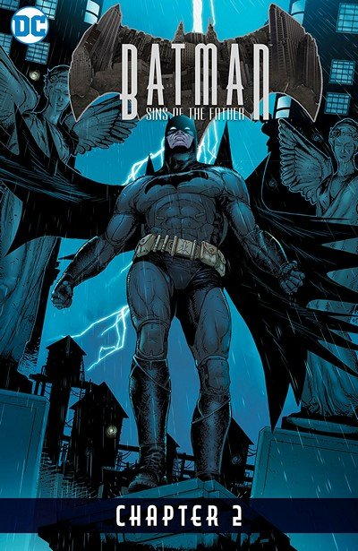 Batman – Sins of the Father #2 (2018)