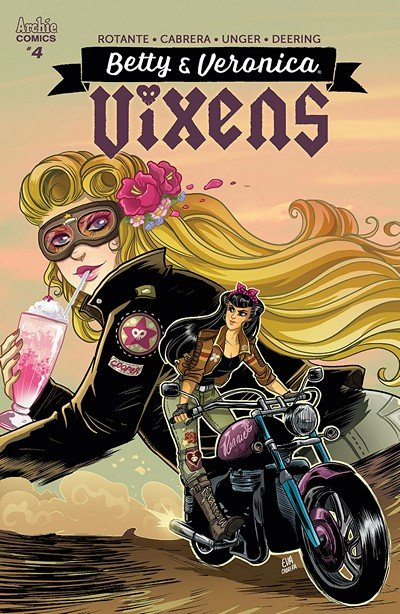 Betty & Veronica – Vixens #4 (2018)