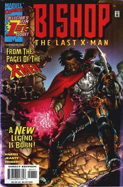 Bishop – The Last X-Man #1 – 16 (1999-2001)