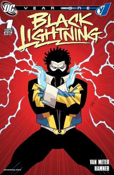 Black Lightning – Year One #1 – 6 (2009)