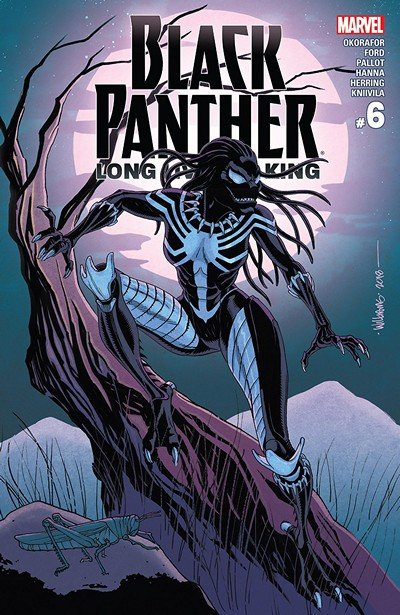 Black Panther – Long Live the King #6 (2018)