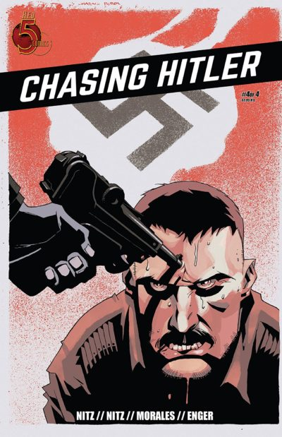 Chasing Hitler #4 (2018)