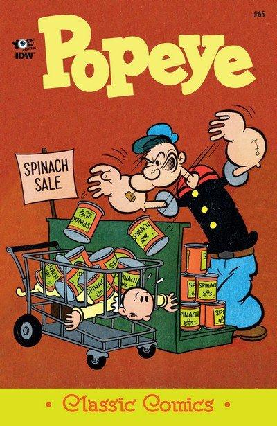 Classic Popeye #65 (2017)