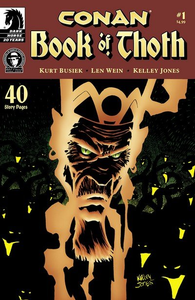 Conan – The Book of Thoth #1 – 4 (2006)