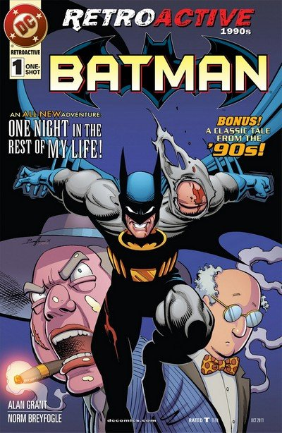 DC Retroactive (Collection) (2011)