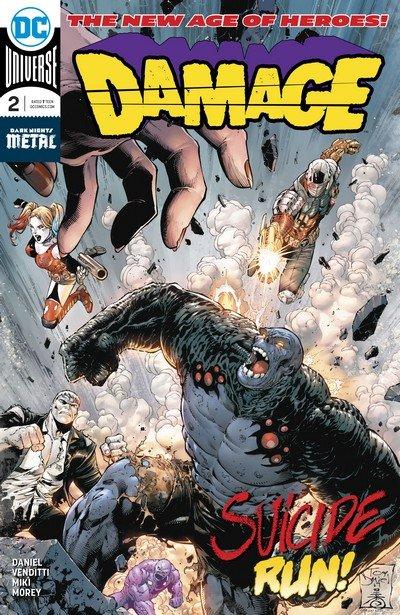Damage #2 (2018)