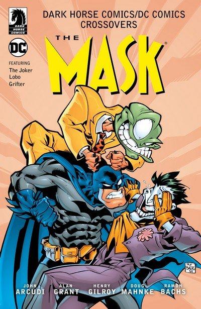 Dark Horse Comics – DC Comics – The Mask (TPB) (2017)