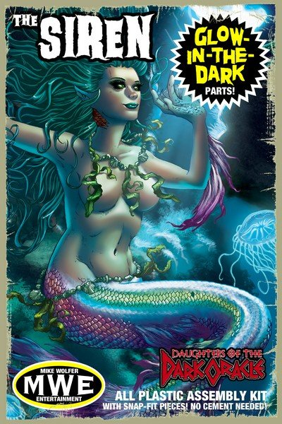 Daughters of the Dark Oracle – The Curse of Ragdoll #3 (2018)