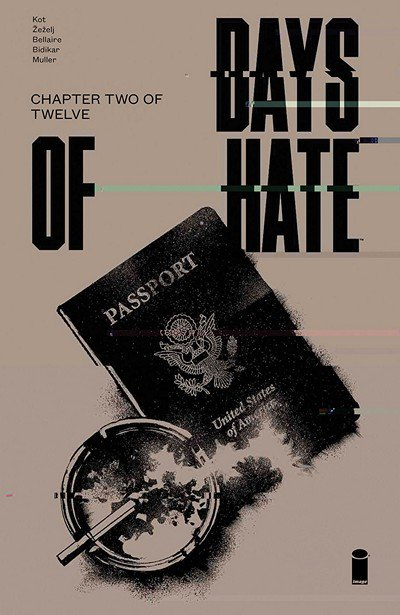 Days Of Hate #2 (2018)
