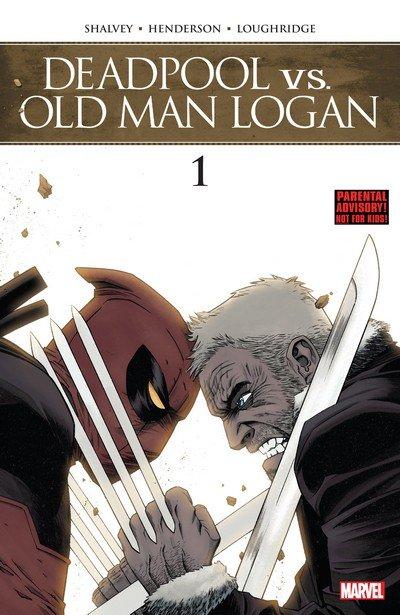 Deadpool vs. Old Man Logan #1 – 5 (2017-2018)