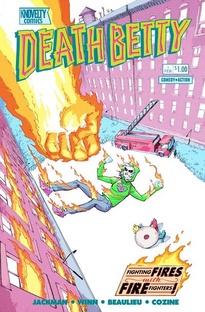 Death Betty #1 (2018)