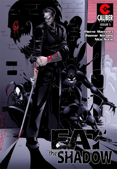 Eat the Shadow #1 (2018)