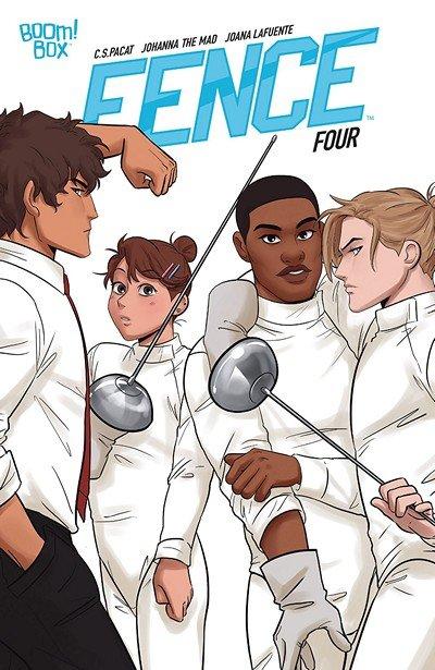 Fence #4 (2018)