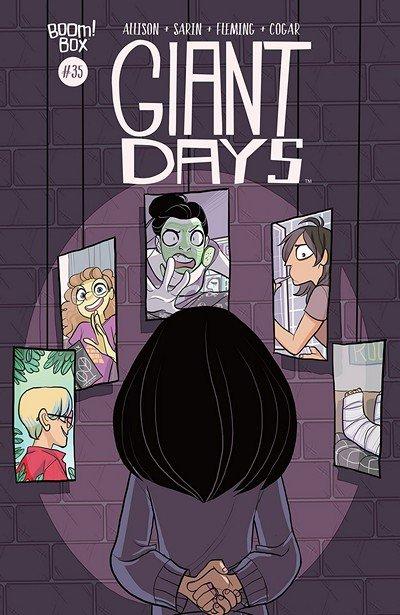 Giant Days #35 (2018)
