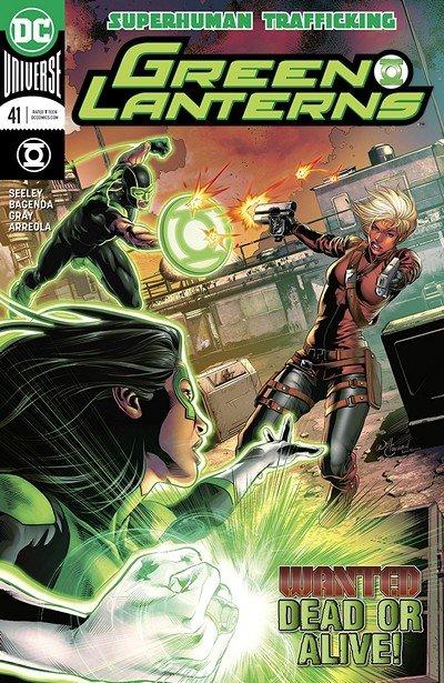 Green Lanterns #41 (2018)