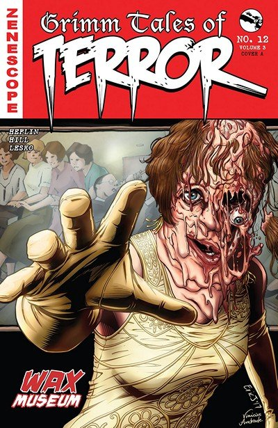 Grimm Tales Of Terror Vol. 3 #12 (2018)