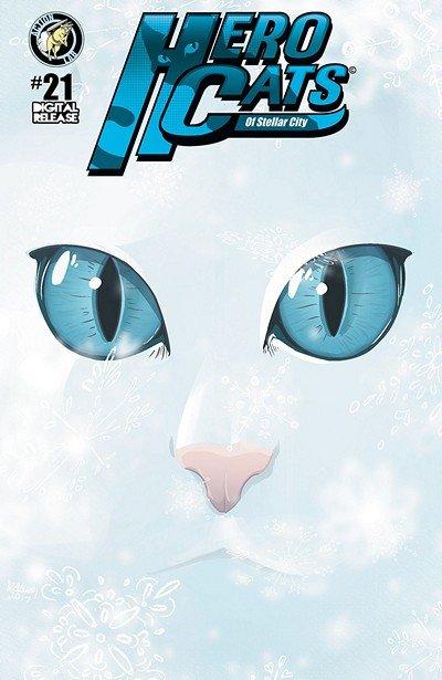 Hero Cats #21 (2018)