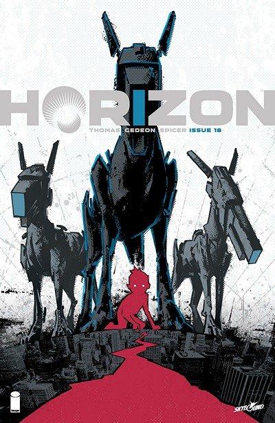 Horizon #18 (2018)
