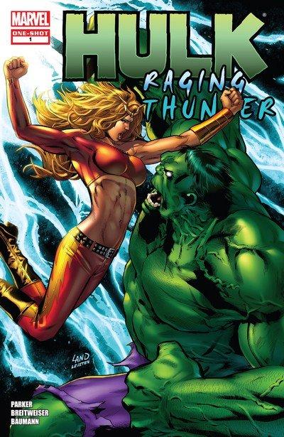 Hulk – Raging Thunder (2008)