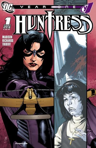 Huntress – Year One #1 – 6 (2008)