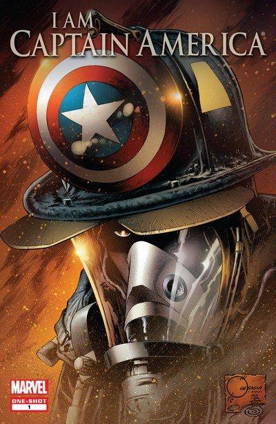 I Am Captain America (2012)