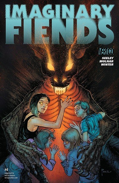 Imaginary Fiends #4 (2018)