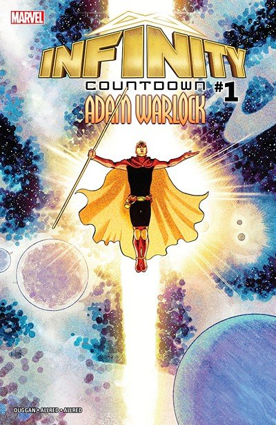 Infinity Countdown – Adam Warlock #1 (2018)
