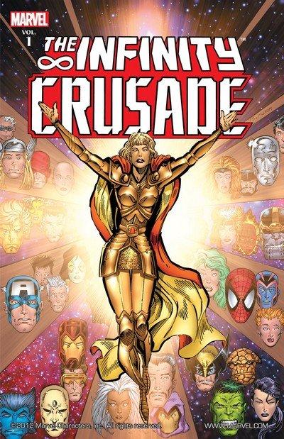 Infinity Crusade Vol. 1 – 2 (TPB) (2009)