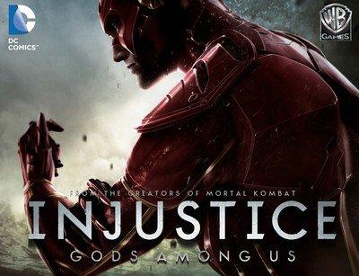 Injustice – Gods Among Us – Flash Exclusive (2013)