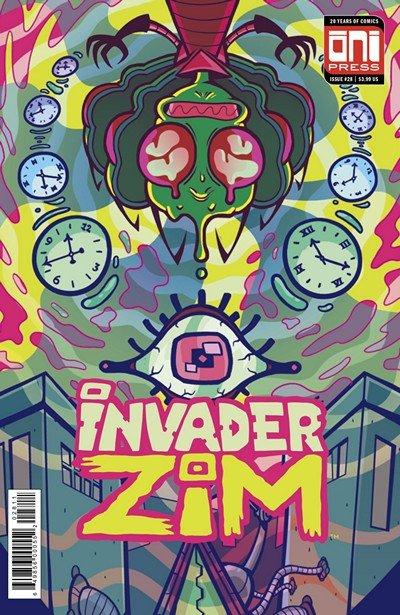 Invader Zim #28 (2018)