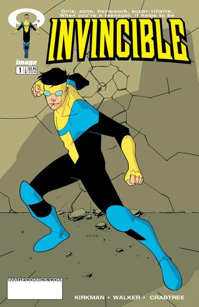 Invincible #0 – 144 + TPBs + Extras (Collection) (2003-2018)