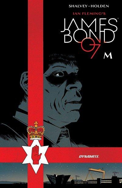 James Bond – M (2018)