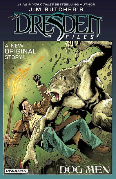Jim Butcher's The Dresden Files – Dog Men Vol. 1 (TPB) (2018)